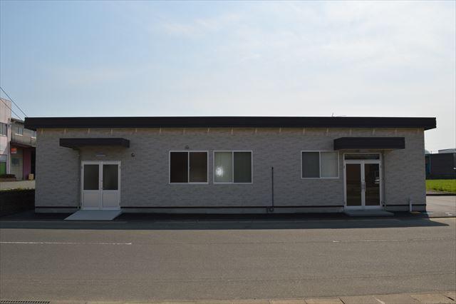 久留米真心食品㈱様工場兼事務所 エクシード L9900xW16200xH3600(160.38㎡ 49.5坪)